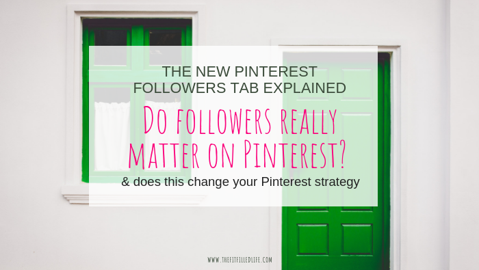 Do Followers Really Matter on Pinterest?